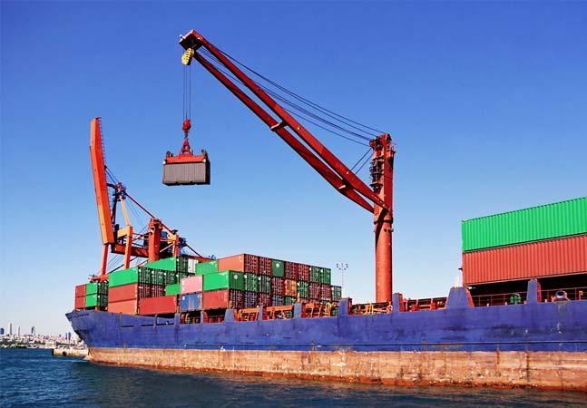 Docker-shipping